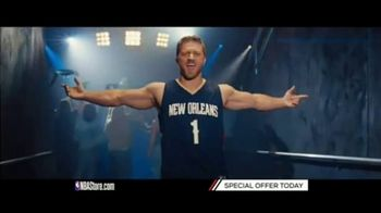NBA Store TV Spot, 'Holiday Offer: Pelicans and Nuggets' - 3 commercial airings