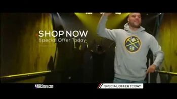 NBA Store TV Spot, 'Holiday Offer: Pelicans and Nuggets' - Thumbnail 8