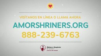 Shriners Hospitals for Children TV Spot, 'Román' [Spanish] - Thumbnail 9