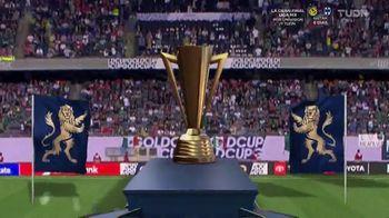 Modelo TV Spot, 'TUDN: Copa Oro' [Spanish]