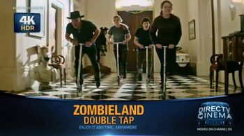 DIRECTV Cinema TV Spot, 'Zombieland: Double Tap'