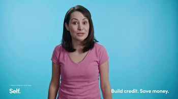 Self Financial Inc. TV Spot, 'Helps You Save Money and Build Credit'