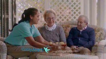 Visiting Angels TV Spot, 'Henry's Dementia'