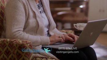 Visiting Angels TV Spot, 'Henry's Dementia' - Thumbnail 3