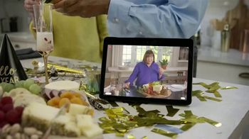Food Network Kitchen App TV Spot, 'Ring in the New Year' - 1374 commercial airings