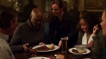 Longhorn Steakhouse TV Spot, 'Legendary: Salmon, Rib Eye Steak and Flo's Filet' - Thumbnail 4