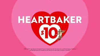 Papa Murphy's Heartbaker Pizza TV Spot, 'Valentine's Day: $10' - Thumbnail 5