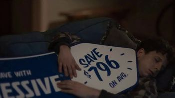 Progressive TV Spot, 'Sign Spinner: Sleep'