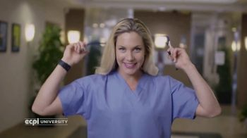 ECPI University TV Spot, 'Accelerated BSN: Molly'
