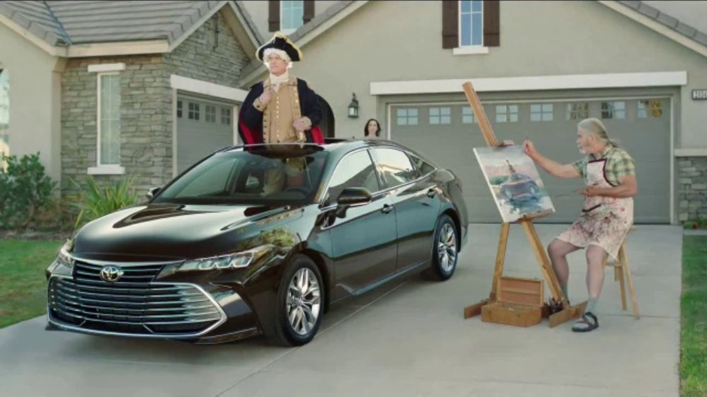 Toyota Presidents Day Sales Event TV Commercial, 'Presidential Portrait' [T2]