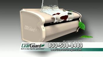 LeafGuard of Oregon Winter Half Off Sale TV Spot, 'Old, Open Top Gutters' - Thumbnail 5