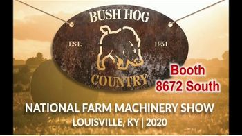 Bush Hog TV Spot, 'Over 25 Years' - Thumbnail 8