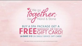 Hand & Stone TV Spot, 'Valentine's Day: Free Massage or Facial' Featuring Carli Lloyd - Thumbnail 9