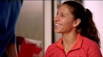 Hand & Stone TV Spot, 'Valentine's Day: Free Massage or Facial' Featuring Carli Lloyd - Thumbnail 3