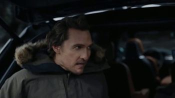 2020 Lincoln Aviator TV Spot, 'Warm Escape' Featuring Matthew McConaughey [T1] - Thumbnail 7