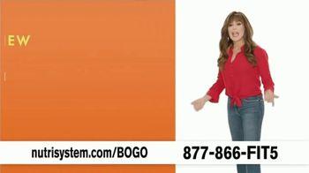 Nutrisystem Personal Plans TV Spot, 'News Flash: BOGO and Free Shakes' - Thumbnail 2