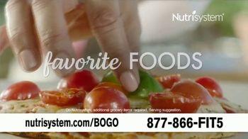 Nutrisystem Personal Plans TV Spot, 'News Flash: BOGO and Free Shakes' - Thumbnail 4