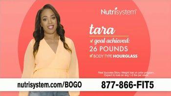 Nutrisystem Personal Plans TV Spot, 'News Flash: BOGO and Free Shakes' - Thumbnail 5