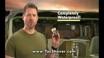 Bell + Howell TacShaver TV Spot, 'Quick and Razor-Smooth' - Thumbnail 4