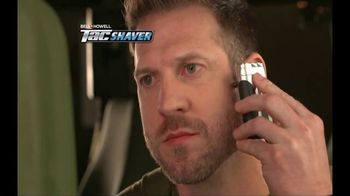 Bell + Howell TacShaver TV Spot, 'Quick and Razor-Smooth' - 8677 commercial airings