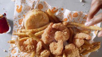 Popeyes TV Spot, 'Daym Drops: Buttermilk Biscuit Shrimp' - Thumbnail 4
