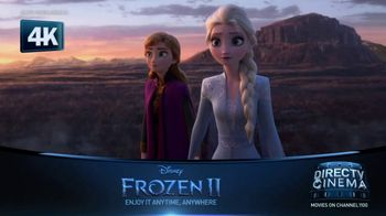 DIRECTV Cinema TV Spot, 'Frozen 2'