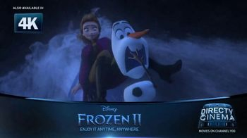 DIRECTV Cinema TV Spot, 'Frozen 2' - Thumbnail 4
