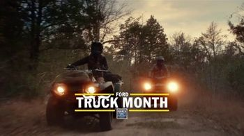 Ford Truck Month TV Spot, 'F-150: al aire libre' [Spanish] [T2] - 12 commercial airings