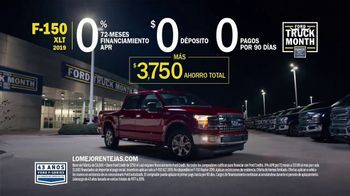 Ford Truck Month TV Spot, 'F-150: al aire libre' [Spanish] [T2] - Thumbnail 6