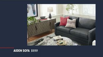 Bassett Presidents Day Sale TV Spot, 'Special Buys: 30 to 50 Percent Off Furniture and Rugs' - Thumbnail 2