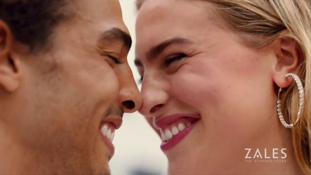 Zales Valentine's Day Sale TV Commercial, 'You Are My Diamond'