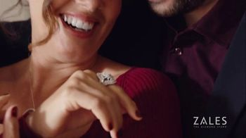 Zales Valentine's Day Sale TV Spot, 'You Are My Diamond' - Thumbnail 5