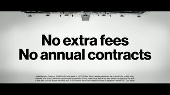 Fios by Verizon TV Spot, 'Mix and Match Launch: $200 VISA Pre-Paid Card' - Thumbnail 9