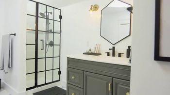 Moen TV Spot, 'DIY Network: Elegant Bath Upgrade'