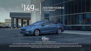 2020 Ford Fusion TV Spot, 'Drive It Now' [T2] - Thumbnail 1