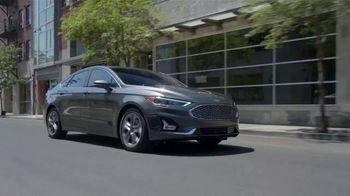 2020 Ford Fusion TV Spot, 'Drive It Now' [T2] - Thumbnail 3