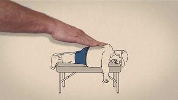 Duluth Trading Company Buck Naked Underwear TV Spot, 'Massage'