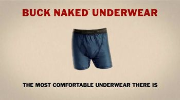 Duluth Trading Company Buck Naked Underwear TV Spot, 'Massage' - Thumbnail 9