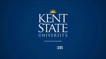 Kent State University TV Spot, 'Pedestal' - Thumbnail 9
