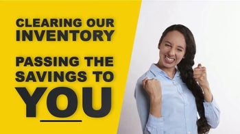 One Hour Heating & Air Conditioning TV Spot, 'Clearing Our Inventory'