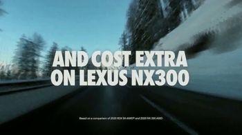 2020 Acura RDX TV Spot, 'Premium Features' [T2] - Thumbnail 4