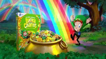 Lucky Charms TV Spot, 'Explosión de arcoiris' [Spanish] - Thumbnail 8