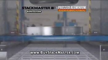 Stack Master by Granite Stone TV Spot, 'Stacks to Fit: Free Crisper Tray'