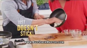 Stack Master by Granite Stone TV Spot, 'Stacks to Fit: Free Crisper Tray' - Thumbnail 3