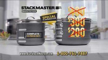 Stack Master by Granite Stone TV Spot, 'Stacks to Fit: Free Crisper Tray' - Thumbnail 5