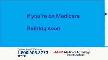 UnitedHealthcare AARP Medicare Advantage Plan TV Spot, 'If You're Retiring Soon' - Thumbnail 7