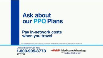 UnitedHealthcare AARP Medicare Advantage Plan TV Spot, 'If You're Retiring Soon' - Thumbnail 5