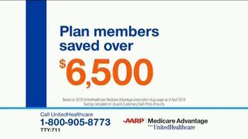 UnitedHealthcare AARP Medicare Advantage Plan TV Spot, 'If You're Retiring Soon' - Thumbnail 6
