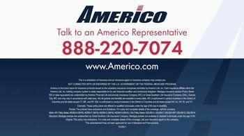 Americo Medigap Insurance TV Spot, 'New to Medicare' - Thumbnail 8