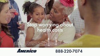 Americo Medigap Insurance TV Spot, 'New to Medicare' - Thumbnail 6